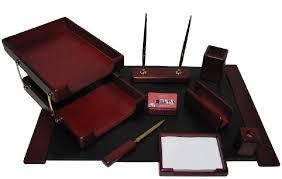 Офисный набор для стола руководителя